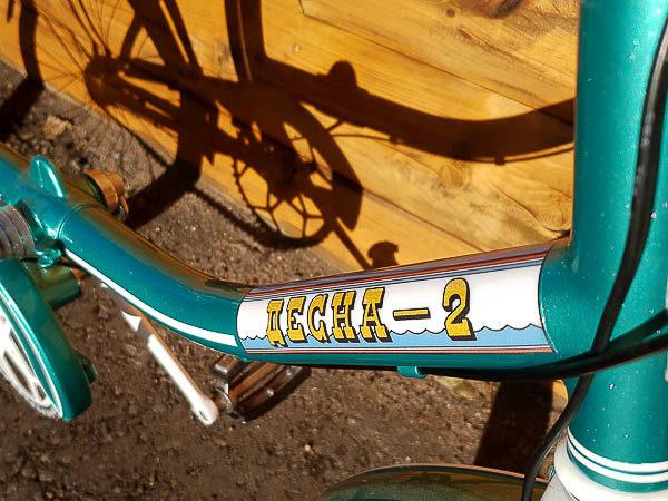 Покраска и реставрация велосипеда